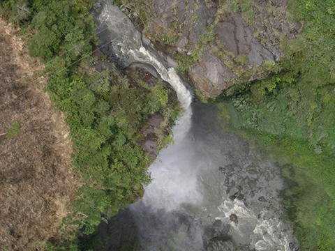 Nacimientos de Agua Termal