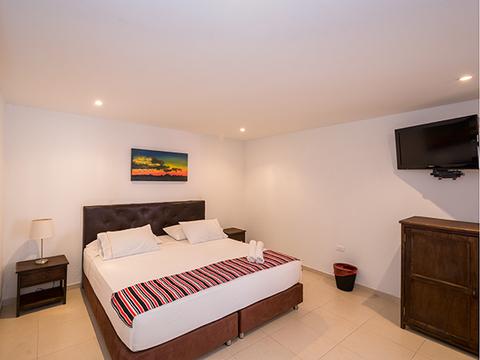 Hotel Vanguardia Real
