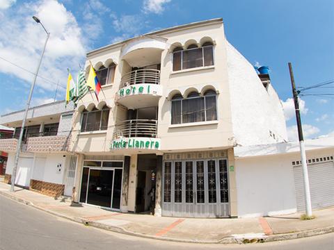 Hotel La Perla Llanera