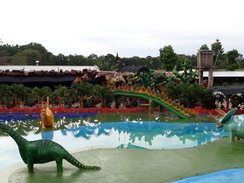 Parque Acuático y Temático Kabod