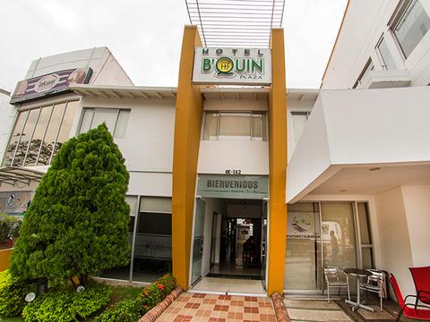 Hotel Bquin Plaza