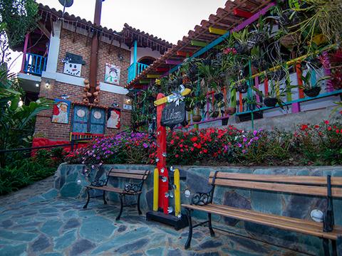 Hotel Ecoturistico Balcón de las Heliconias