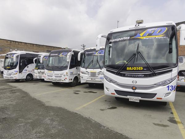 Calidad Transporte FD