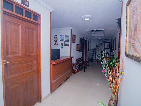 Hotel Sebastián Real