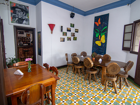 Buga Hostel and Holy Water Ale Cafe