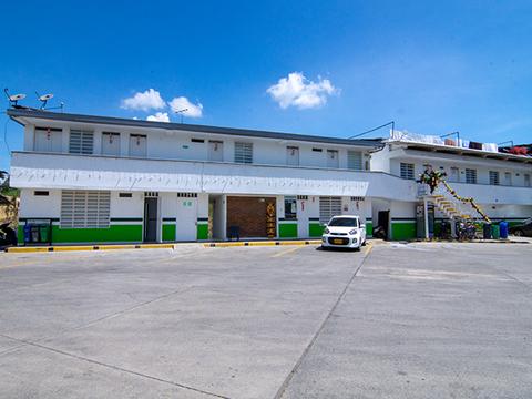 Hotel El Bordado