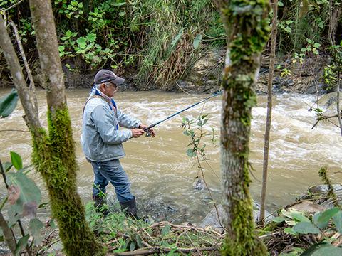 Pesca Deportiva - En Río