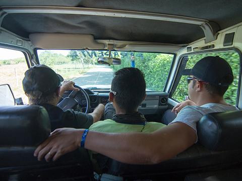 Turismo Barranqueros