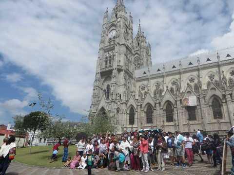 Señor Turísmo por Colombia