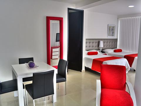 Apartamentos Monterosa