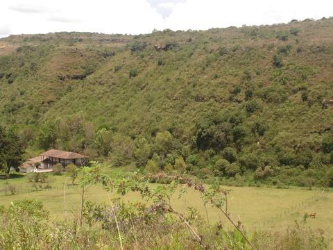 Valle Escondido ó Molino la Primavera