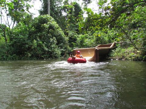 Rio del Cacique