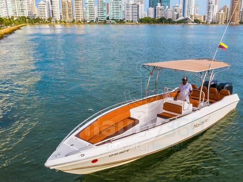 Alquiler de Lanchas - Cartagena