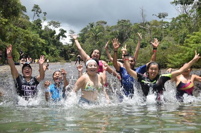Piscinas del Río Guejar