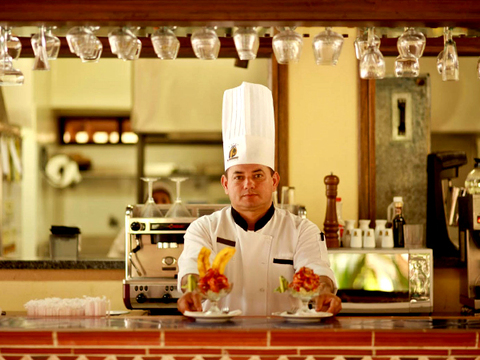 Restaurante Bismarckia El Campanario