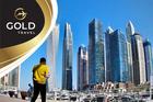 Tour De Medio Día En La Ciudad De Dubai Moderno.