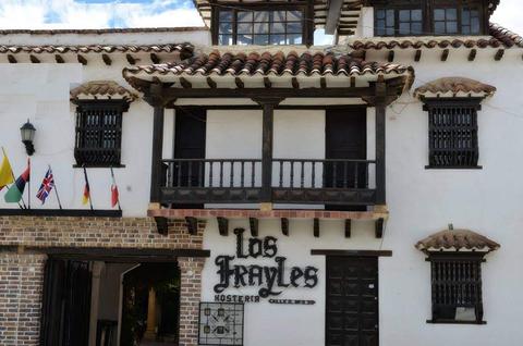 Hostería Los Frayles