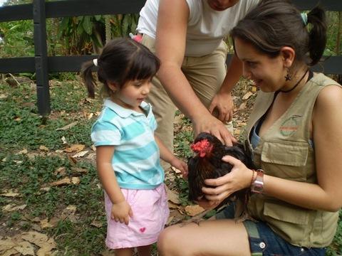 Recorridos Agroecológicos- Rancho Camana Reserva Natural