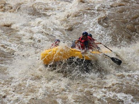 Rafting Jaguar Adventure