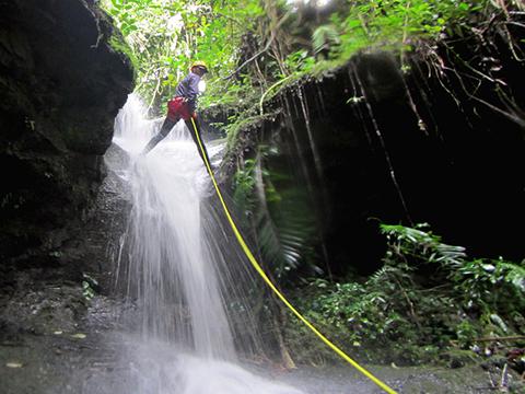Canyoning Ingrumá