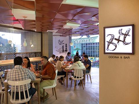 Restaurante 8x8