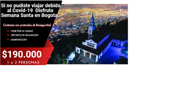 Semana Santa  Bogota