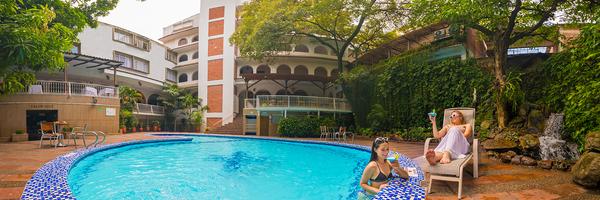 El mejor hotel de Neiva