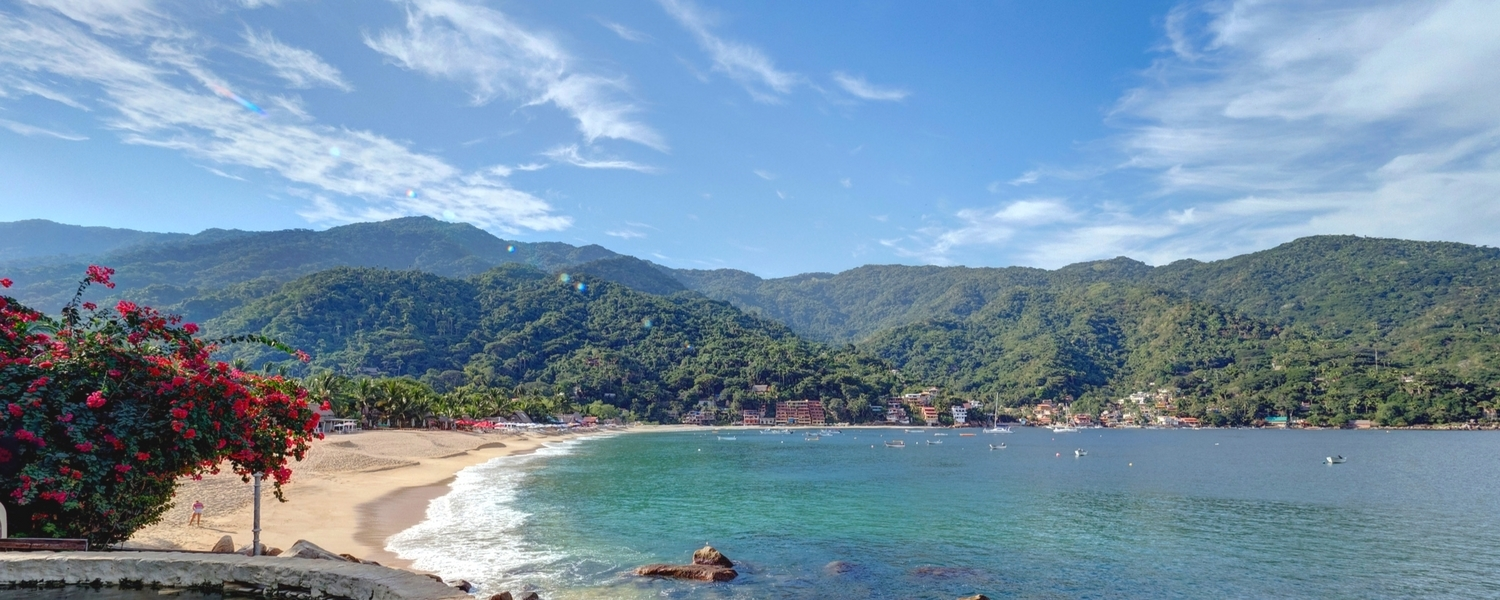 One of the Best Beaches of Puerto Vallarta