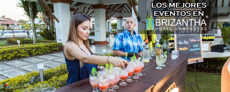 Eventos en Brizantha Hotel Campestre