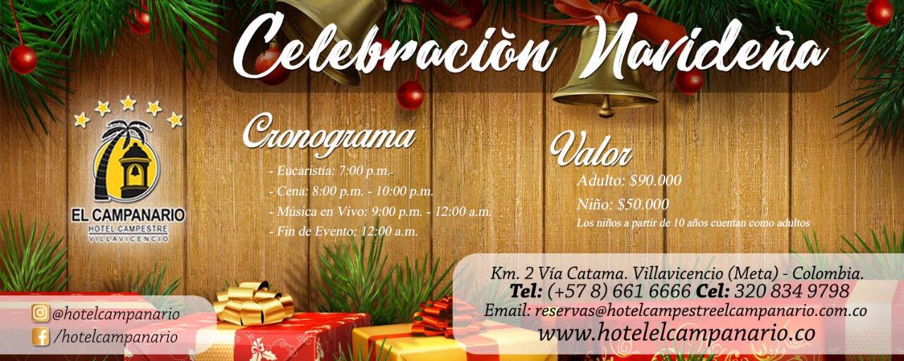 Ven y Celebra la Navidad en Familia