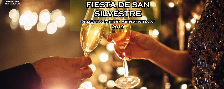 Fiesta de San Silvestre 2018 - 2019