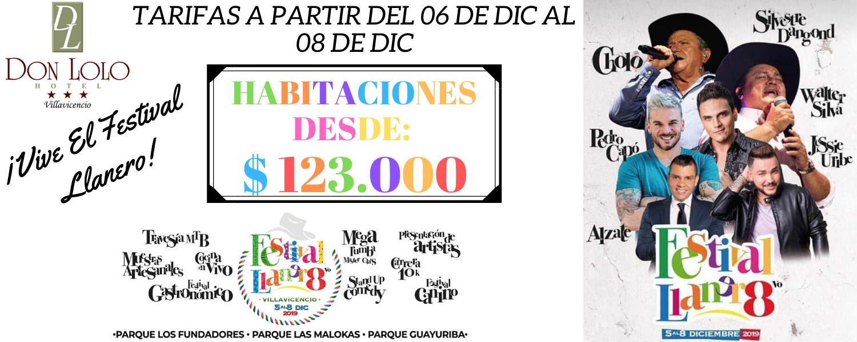 8° FESTIVAL LLANERO 2019