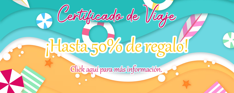 Certificado de Viaje