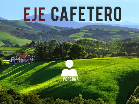 Circuito Cafetero- 1 Persona, 2 Noches