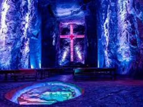 Catedral de sal y mina Nemocom