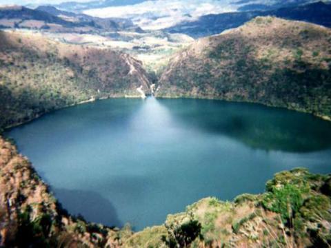 tours laguna Guatavita