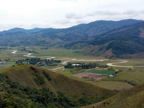 Senderismo y paisaje  cerro El Peseta