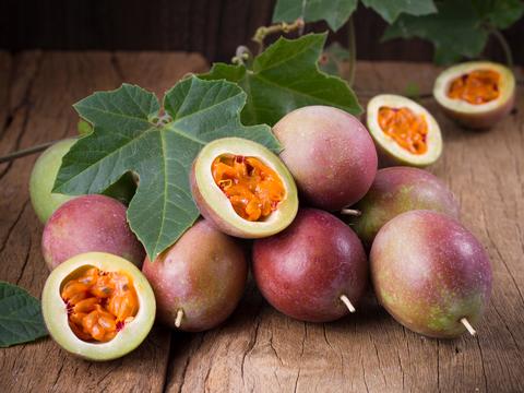 Tour agroecológico  fruta de la pasión