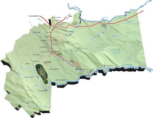 Informacion General sobre Villavicencio