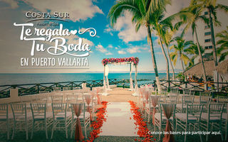 Costa Sur Resorts give you your wedding in Puerto Vallarta