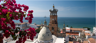 Pilgrimage in Puerto Vallarta