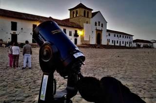 Festival Astronómico en Villa de Leyva