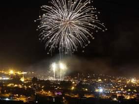 Festival de Luces en villa de Leyva 2018