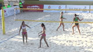 Torneo de Voleibol en Puerto Vallarta