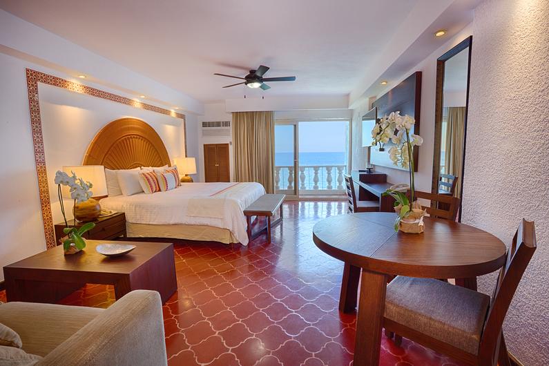 Puerto Vallarta Hotels: Costa Sur Resort Remodels 60 Rooms