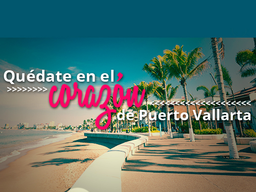Are you coming to Puerto Vallarta? Stay at Hotel Rosita
