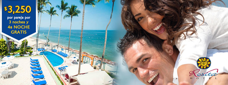 Romantic Days: Escape to Puerto Vallarta!