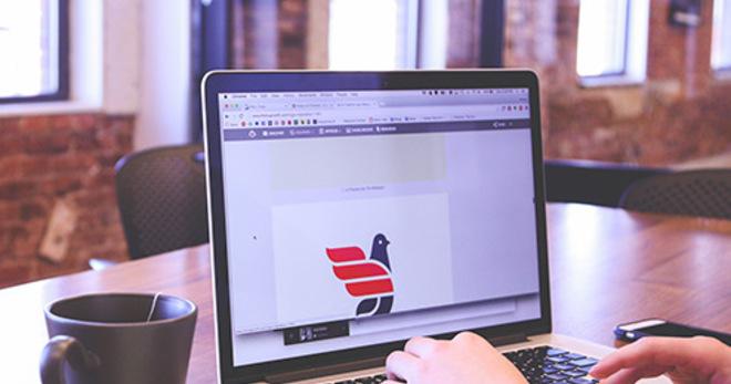 Website Template for Digital Marketing Agency