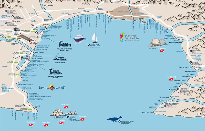 Vallarta Maps
