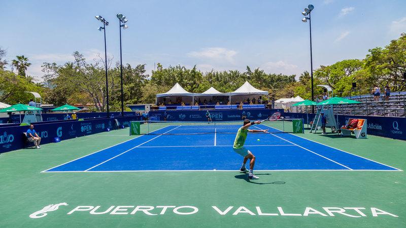 ATP Challenger Tournament - Puerto Vallarta Open 2019
